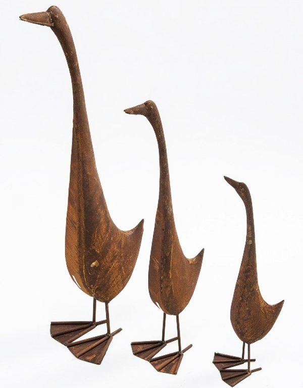 3621 Rust Duck Set 3