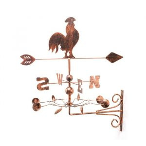 Wall Mounted Weathervane Spinner