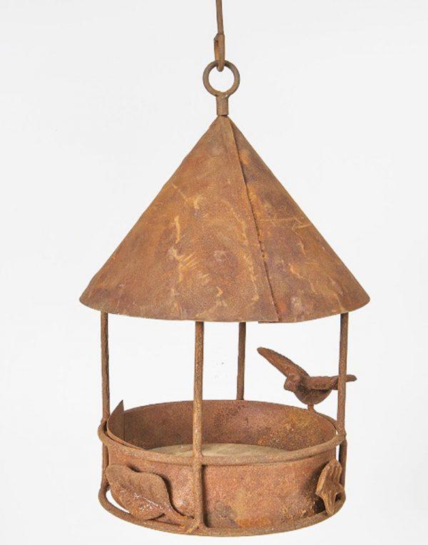 9487 Metal Bird Feeder