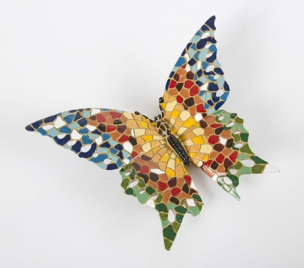 9630 COLOURFUL BUTTERFLY