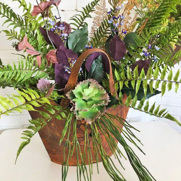 Alfresco handbag planter