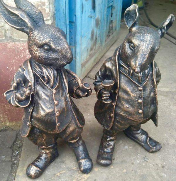 Bronze Rat Rabbit