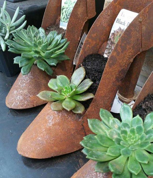 High Heel Shoe Display