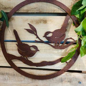 Single Ring Wren/Round Bird