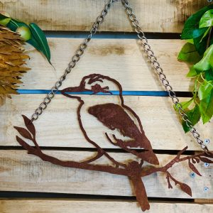Silhouette Birds on Chain