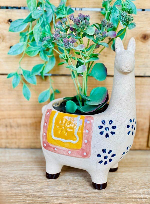 Llama pot standing scaled 1
