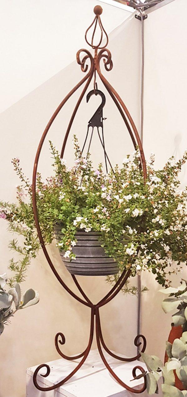 Ornate Standing Planter