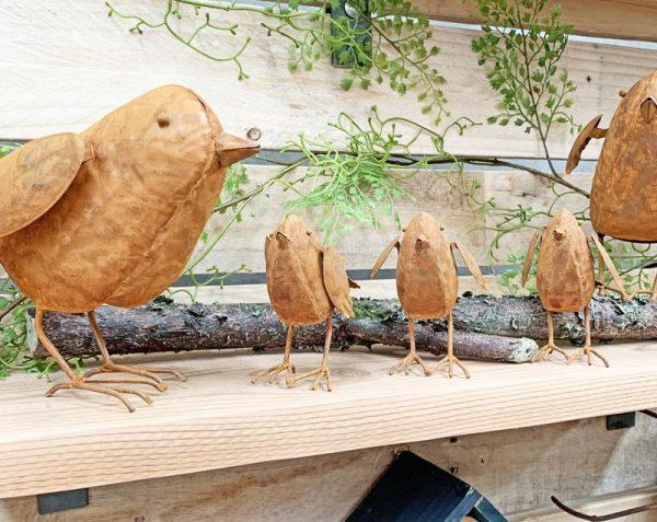 Rust Birdies