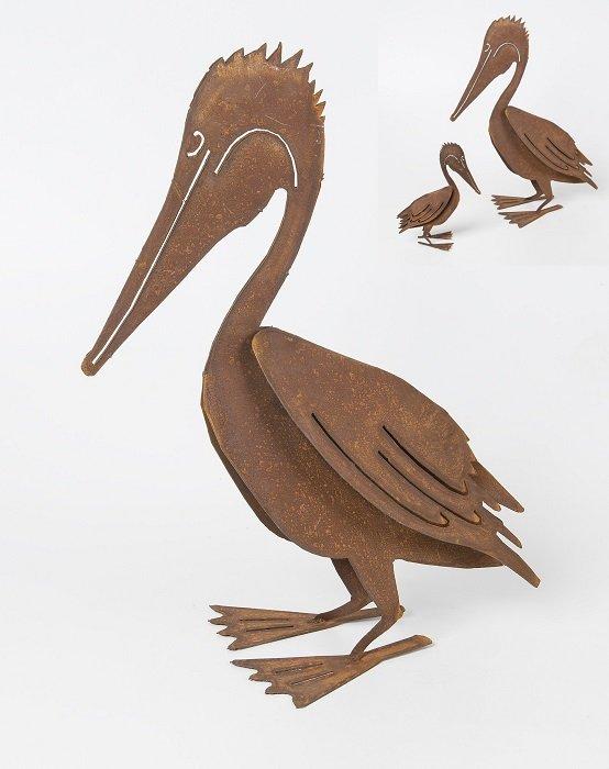 Rust Pelican