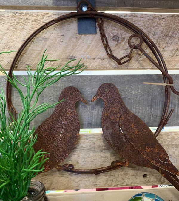 Rusted Hanging Doves 9a7d0d4a e875 434f b6e1 c68c5f009096