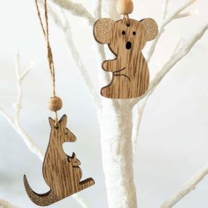 Koala/Kangaroo Hanging Decoration