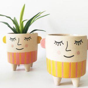Lolita & Talita Planters