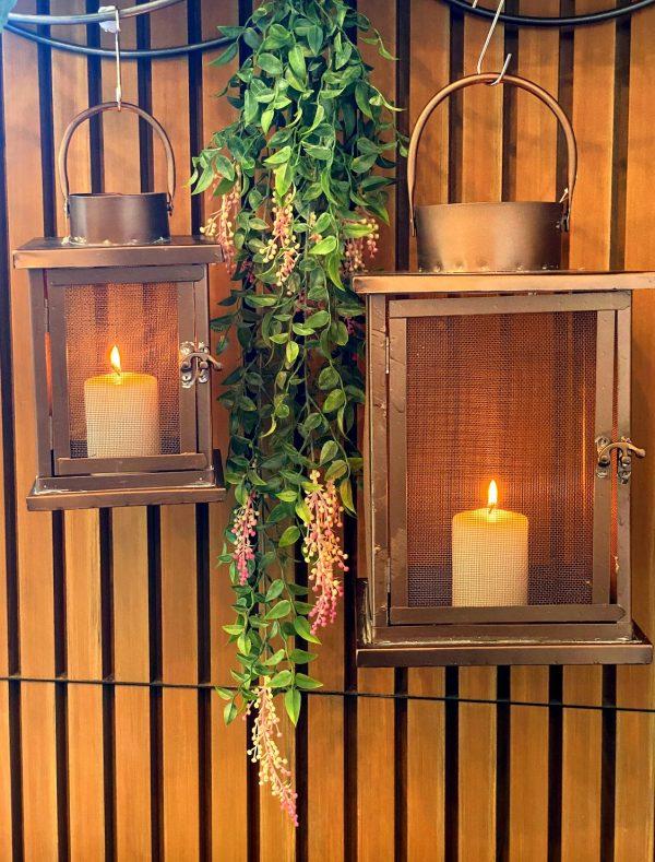 Set of 2 Lanterns