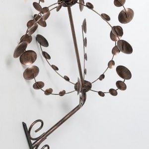 Bronze Wall Spinner