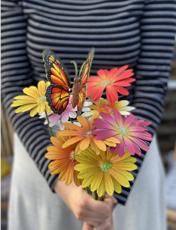 Gerbera Flower Stake