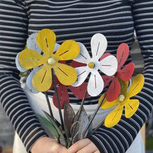 Simple Painted Flower